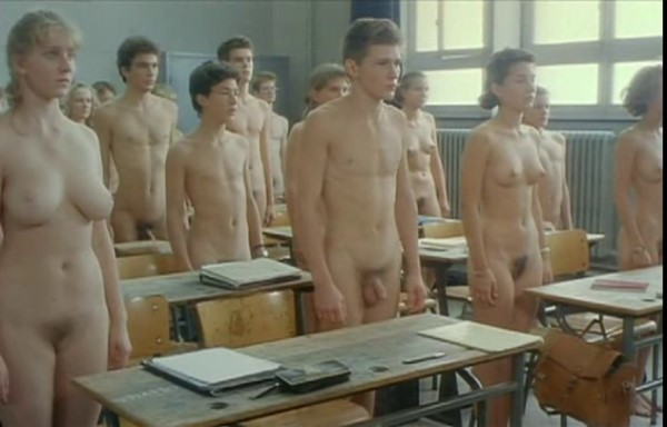 naked schoolboys in films