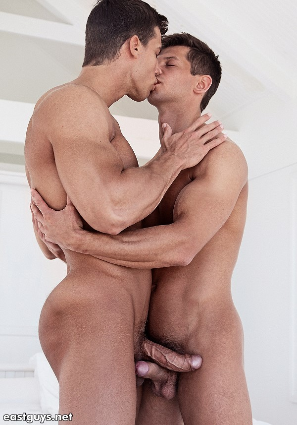 Kris Evans and Rhys Jagger
